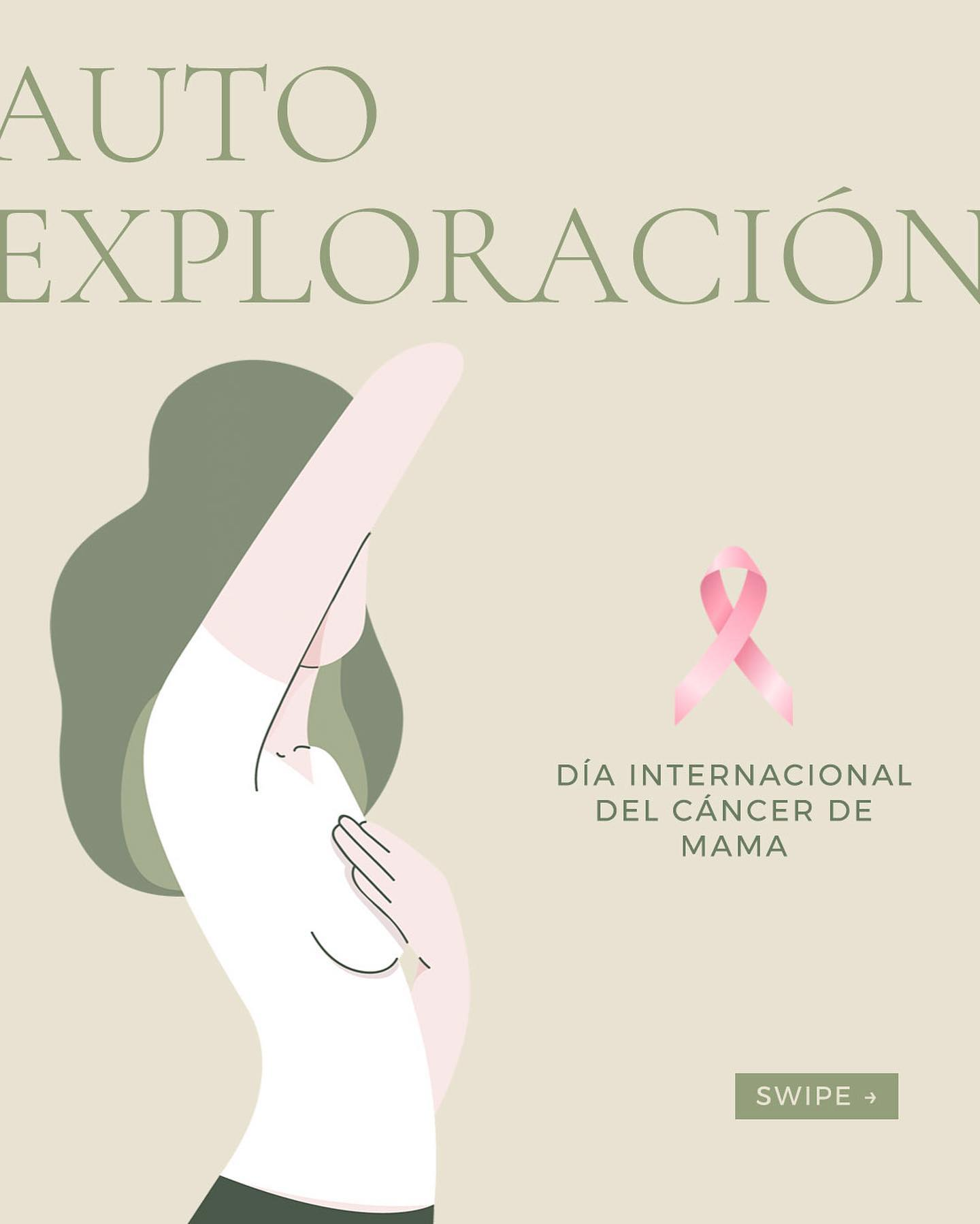 The massage we are going to talk about today is indispensable for any woman: self-exploration.  Knowing your breasts is