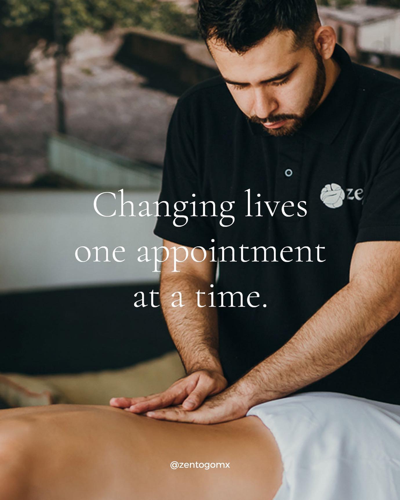Pon un ♥️ si cuando disfrutas de un masaje te sientes mejor. Si es así, estamos cumpliendo nuestro objetivo 🙌🏼😍  #masajesa