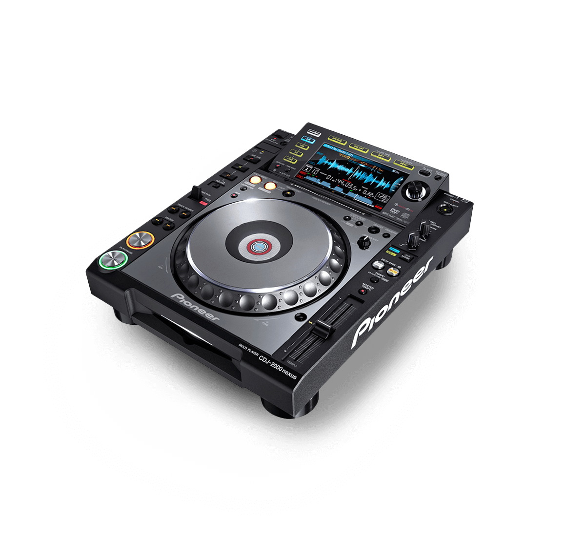 Pioneer CDJ's & DJM Mixer