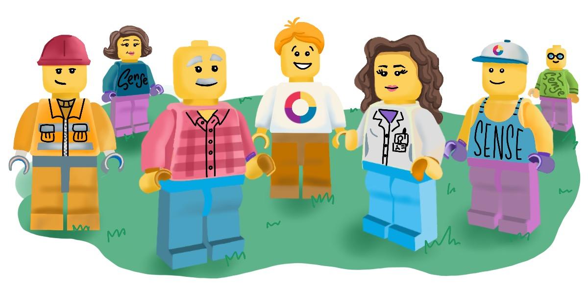 Lego Customers