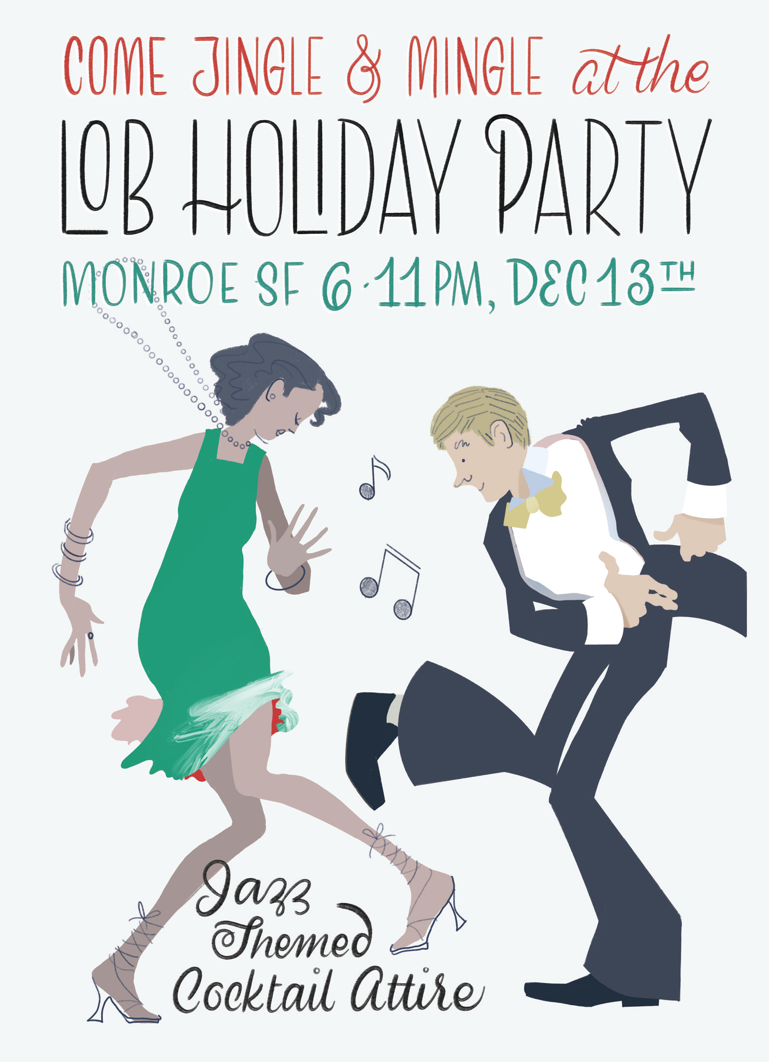 Lob Holiday Party 2019