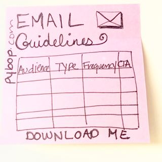 Email frequency: how often should we email leads?