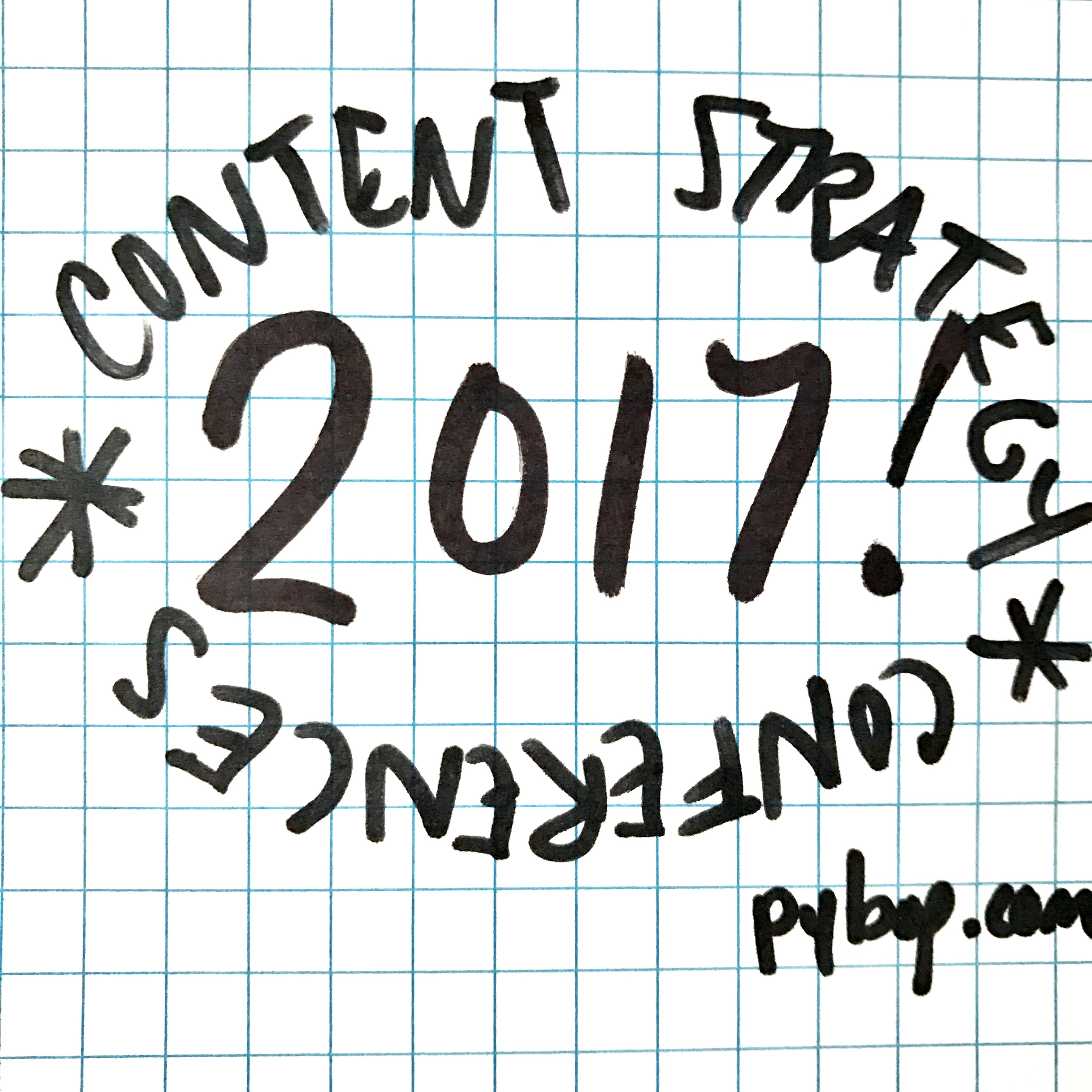 2017 content strategy conferences: which ones are best?