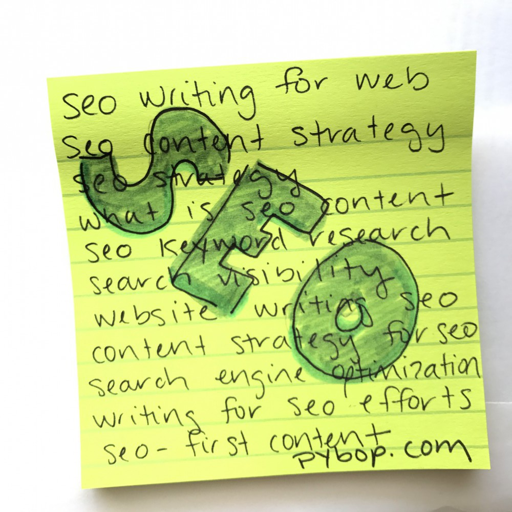 How do we create an SEO content strategy?