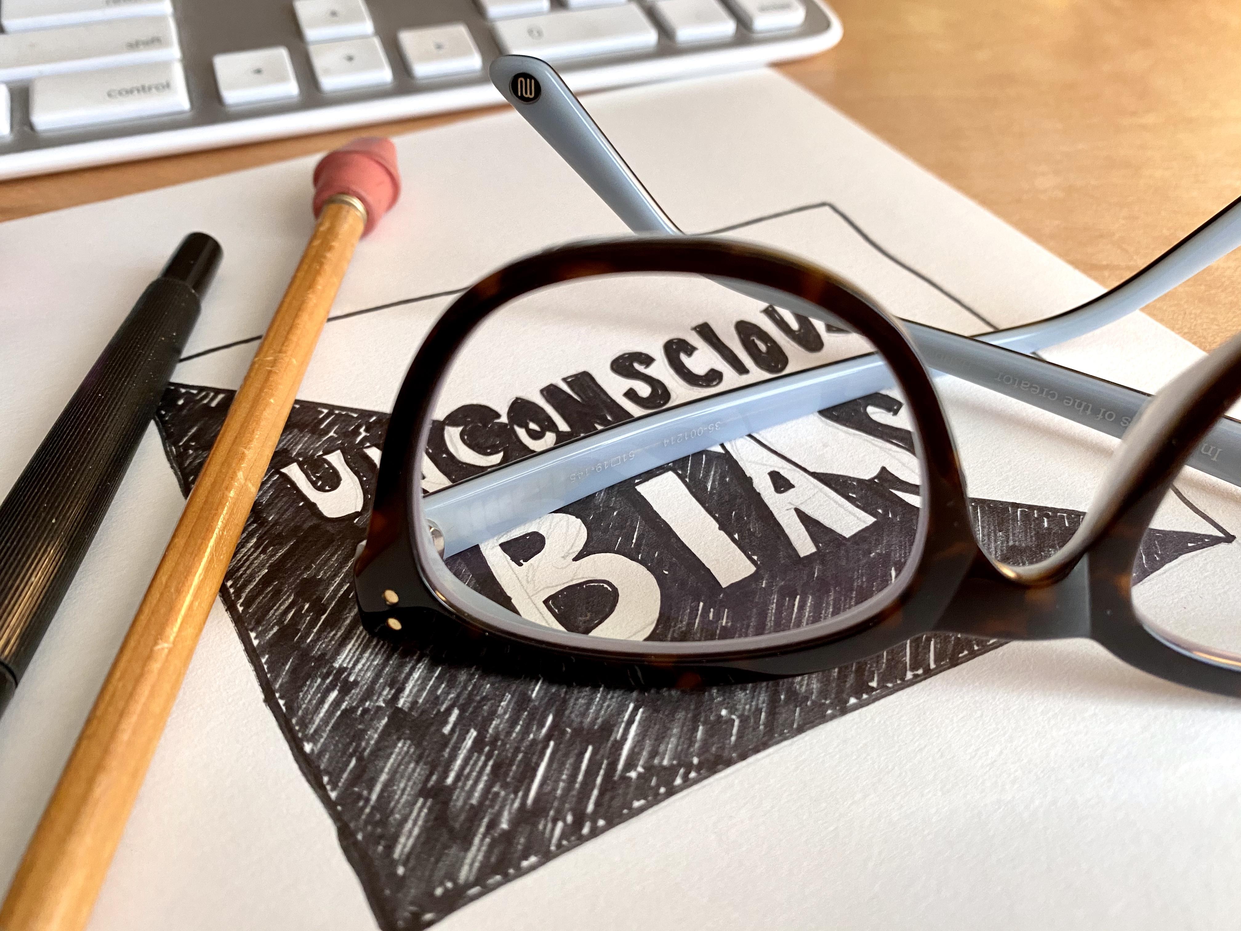 Unconscious bias in writing