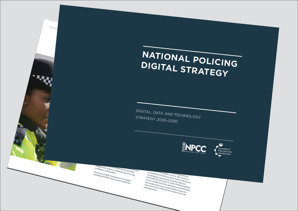 National Policing Digital Strategy launched