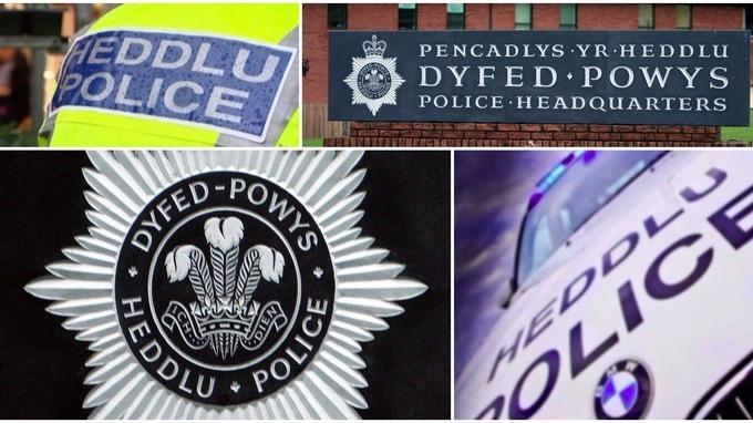 Dyfed-Powys now live
