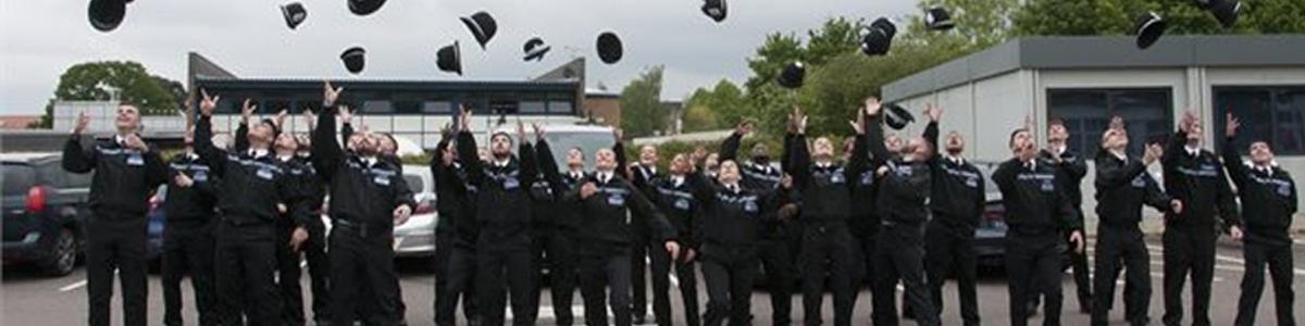 Hertfordshire recruitment website homepage
