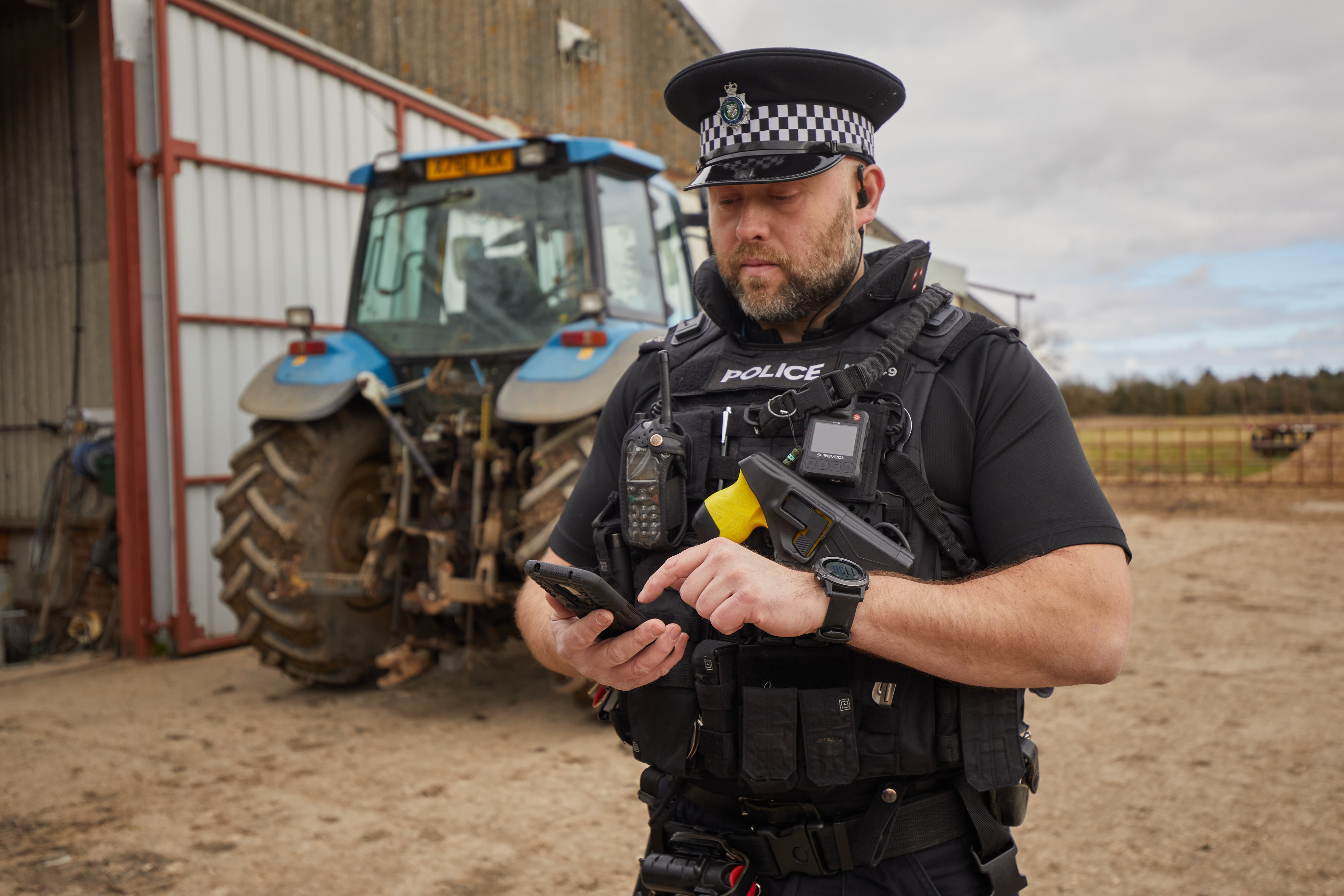 Lincolnshire police officer