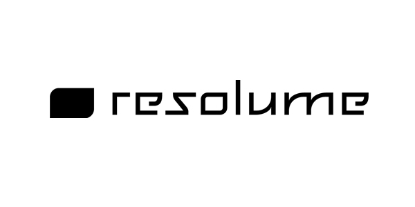 Computer w/ Resolume & Standard Visuals Package