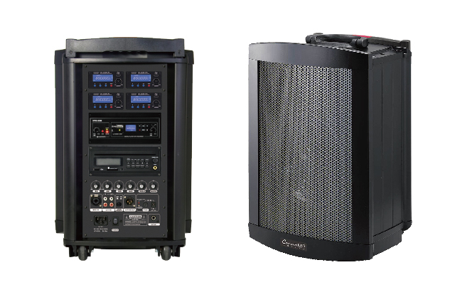 CHALLENGER 1000 Portable Wireless PA System