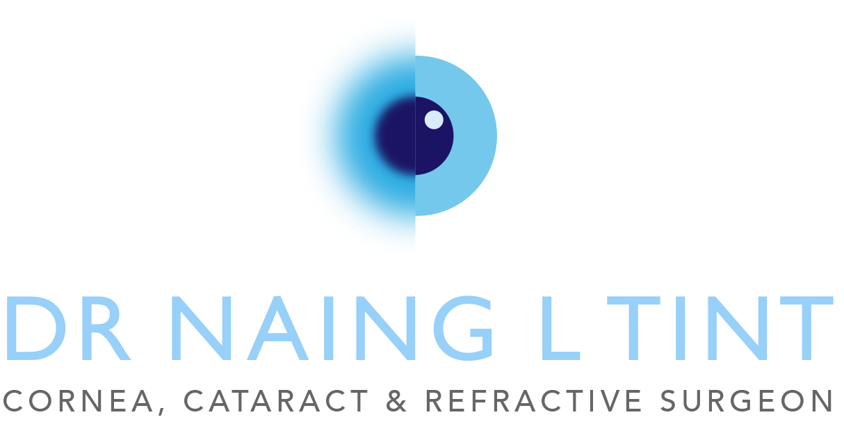 Dr Naing L Tint Cornea, cataract & refractive surgeon in Edinburgh, Scotland