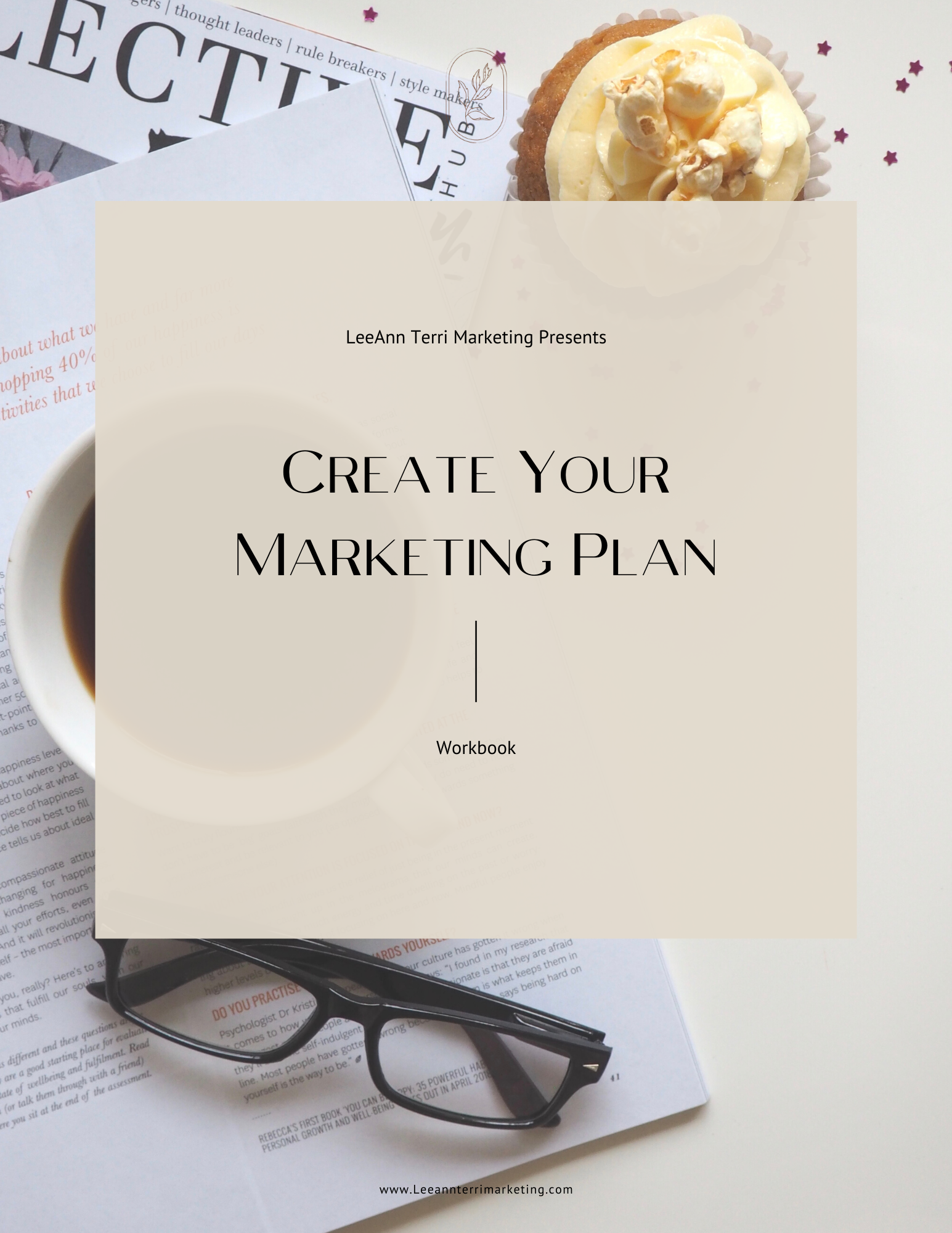 LeeAnn Terri Marketing Marketing Plan