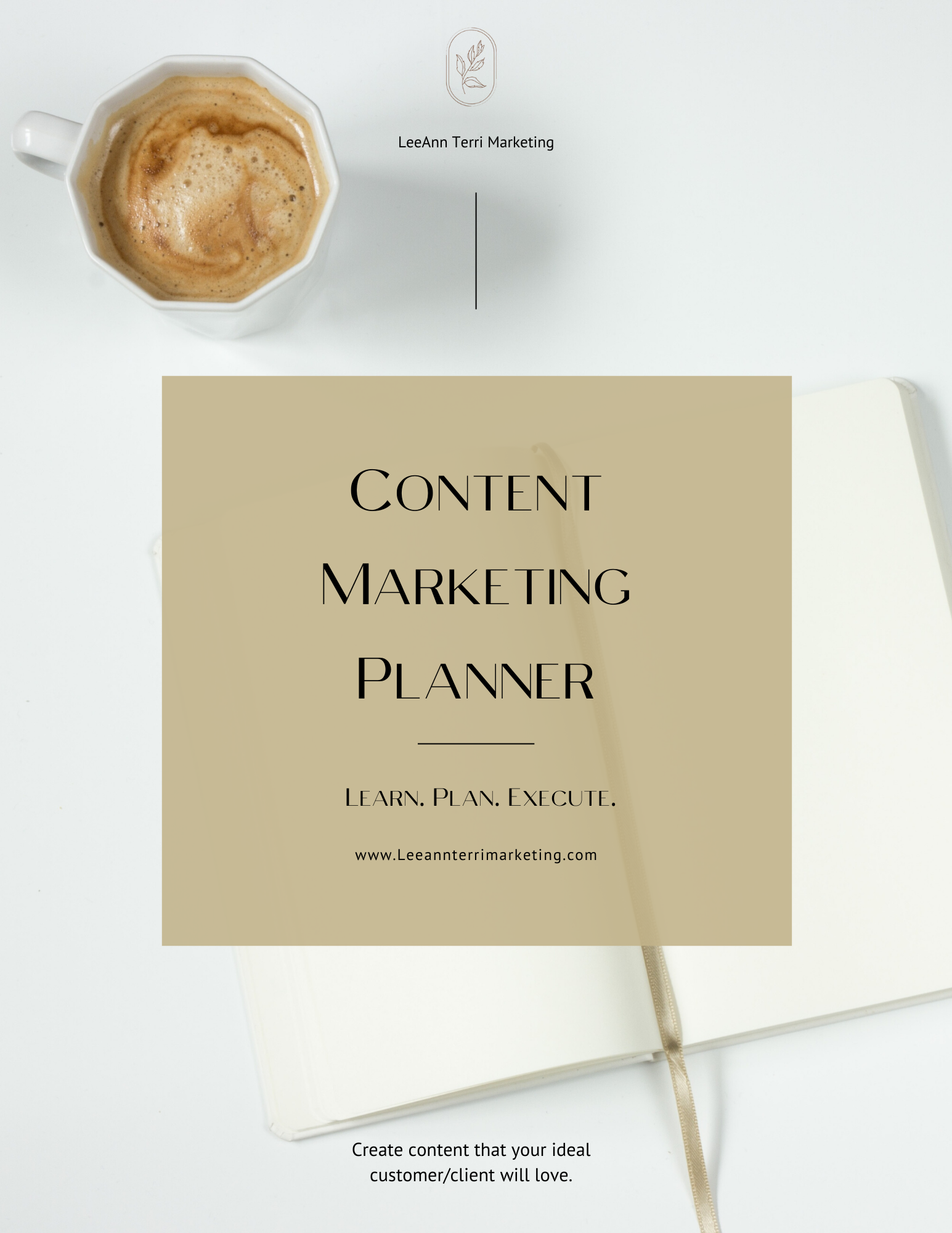 LeeAnn Terri Marketing Content planner