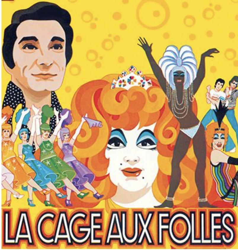 Anekdote über La Cage aux Folles