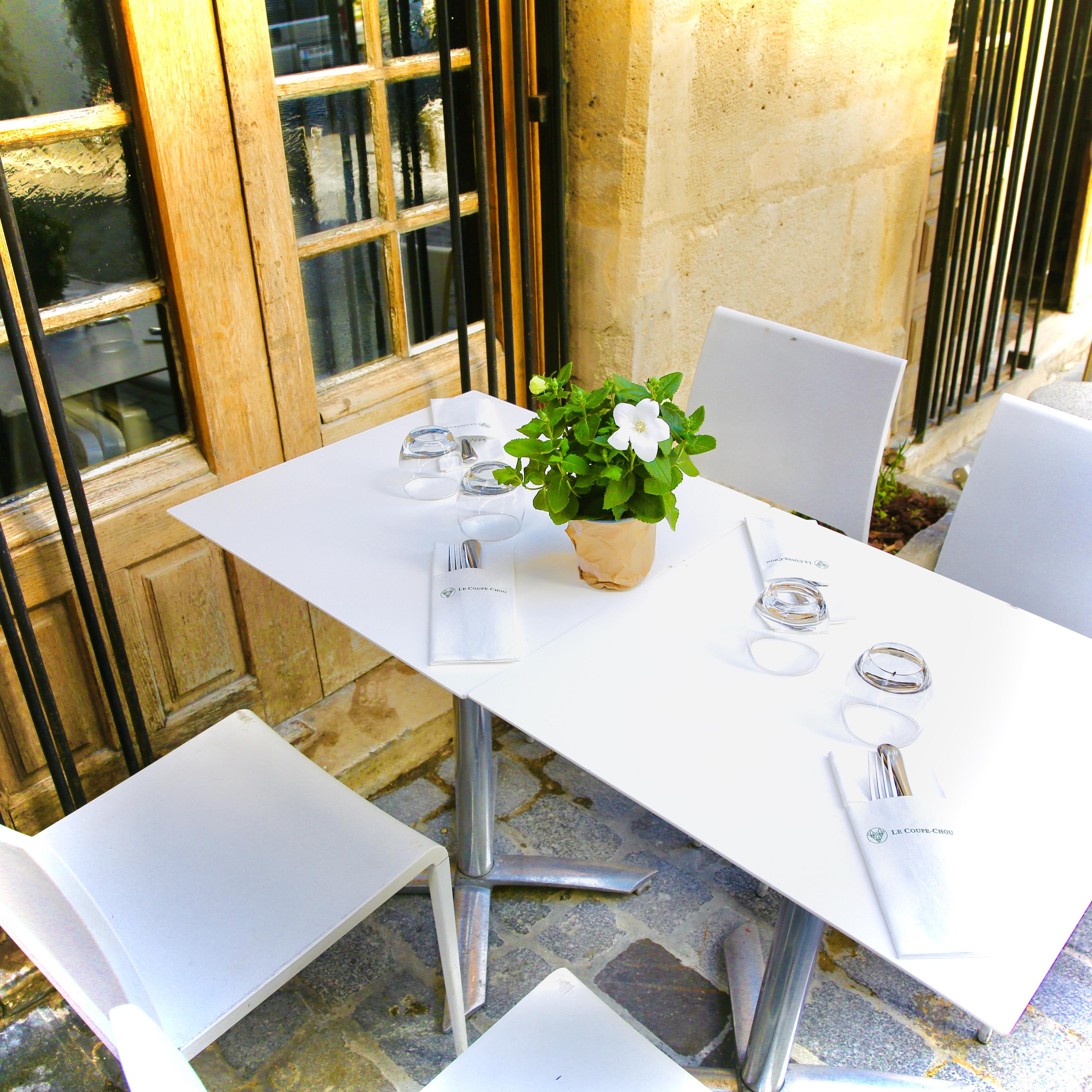 Restaurant mit Kamin - Paris - Feu de bois