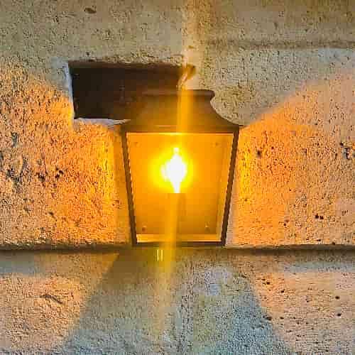 Lanterne extérieure