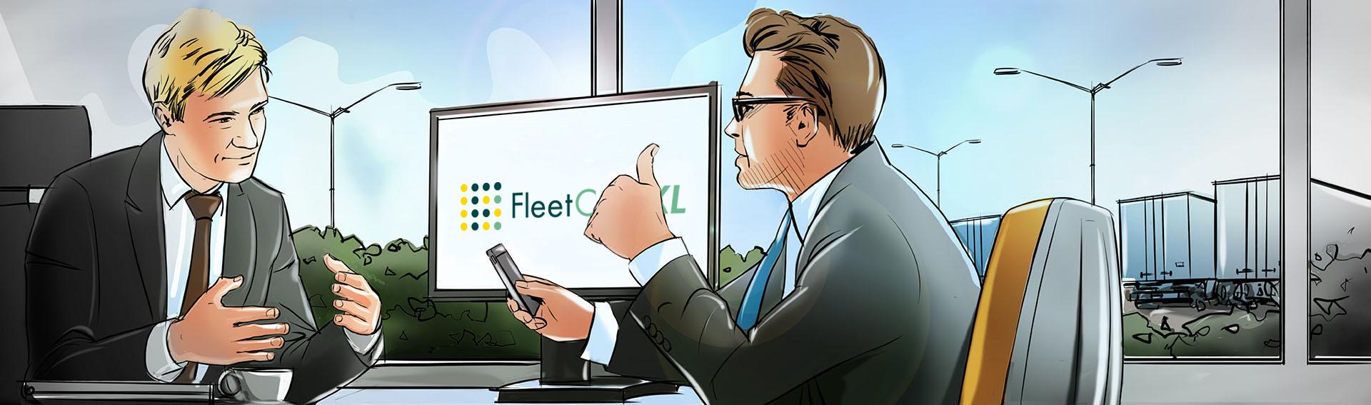 FleetCareXL - de expert in wagenparkbeheer voor uw trucks, vrachtwagens en vuilniswagens