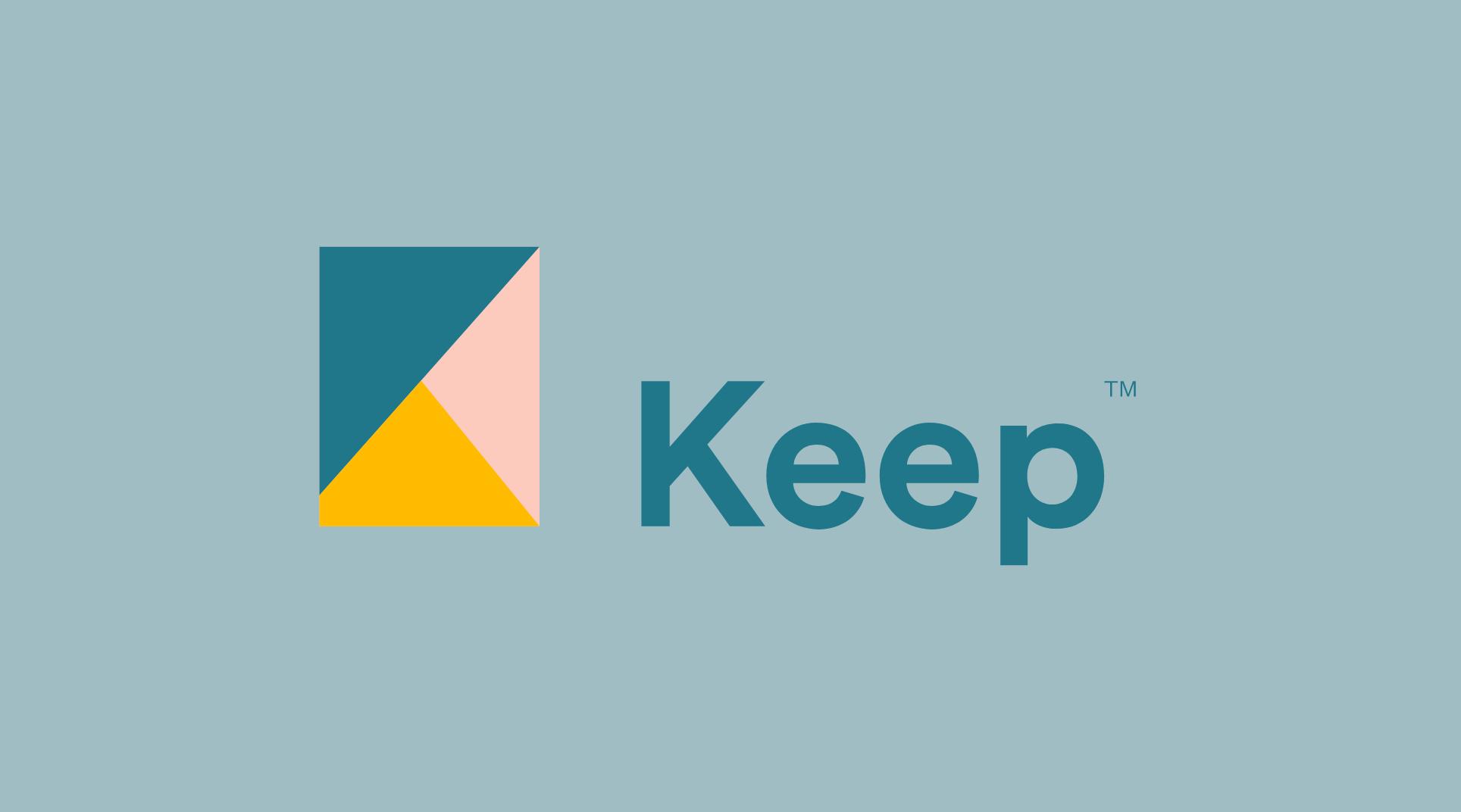 Keep logo
