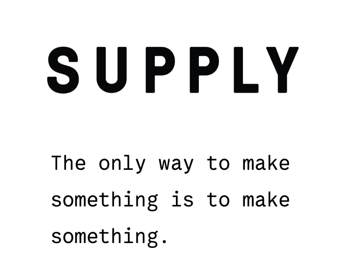 Supply logo