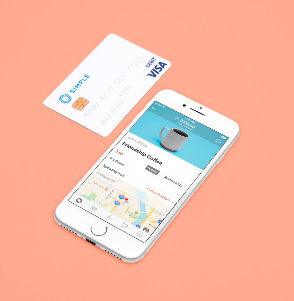 App and credit card