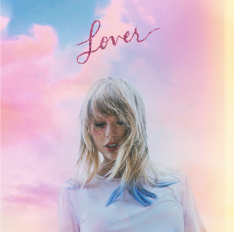 Lover album cover