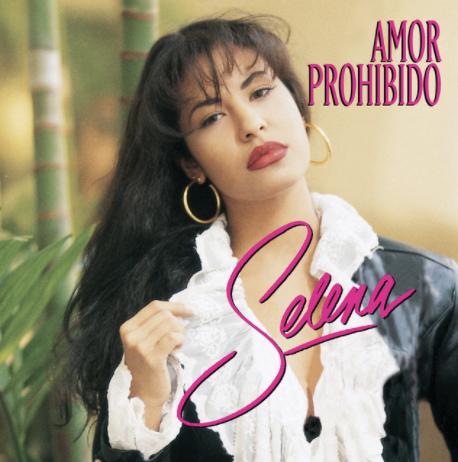 Amor Prohibido album cover