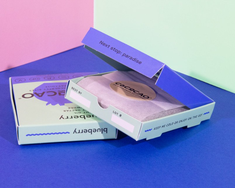 Packaging for blueberry