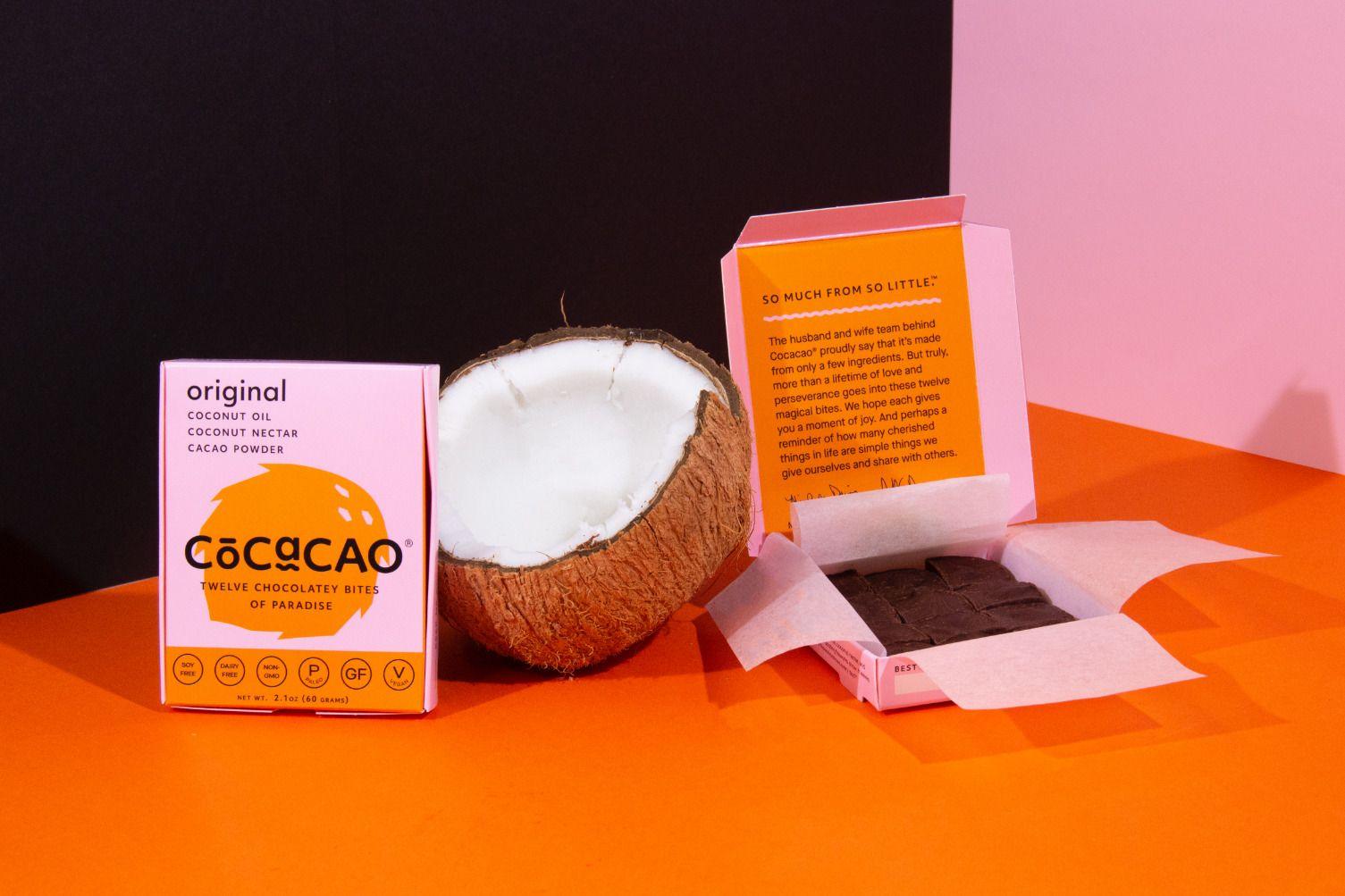 Cocacao original packaging