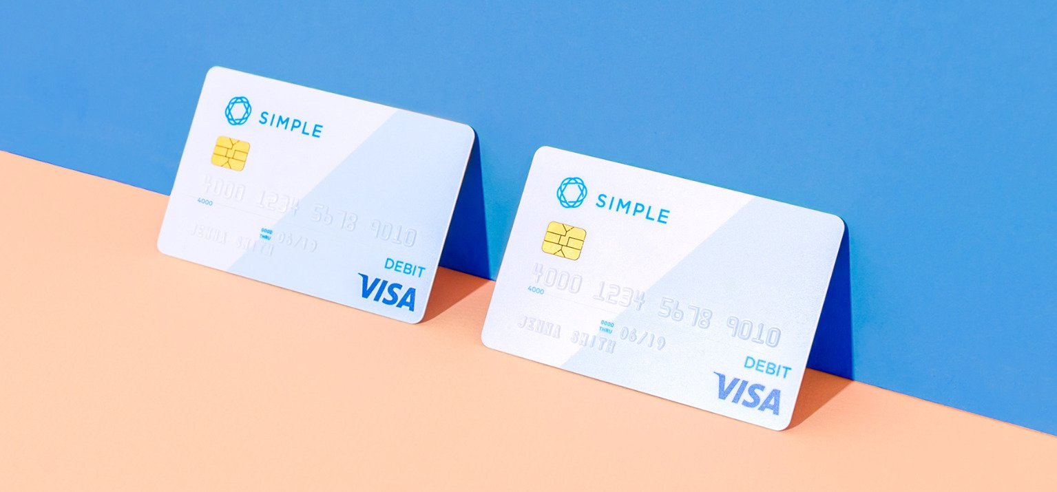 Simple credit cards