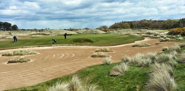 Archerfield Links Golf Club (Fidra)