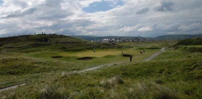 Borth & Ynyslas Golf Club