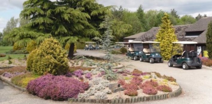 Bradley Park Golf Club
