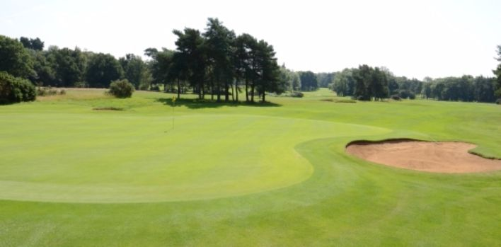 Frilford Heath Golf Club (Red)