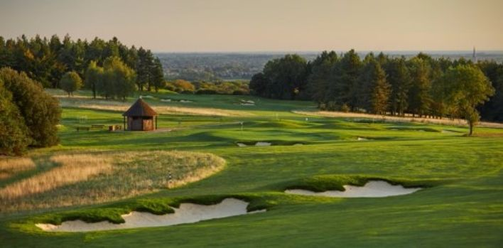 Golf at Goodwood (Downs)