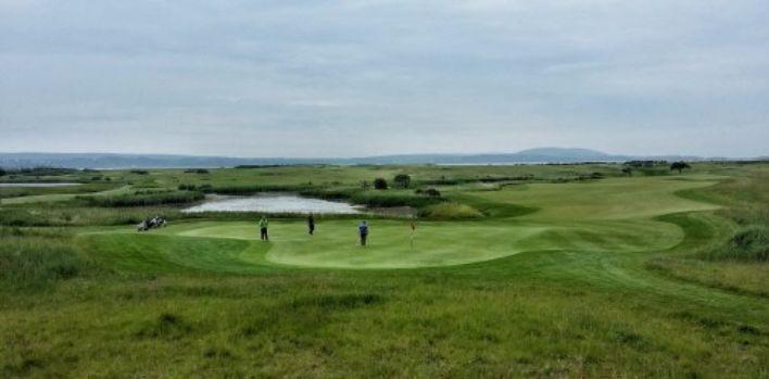 Machynys Peninsula Golf Club