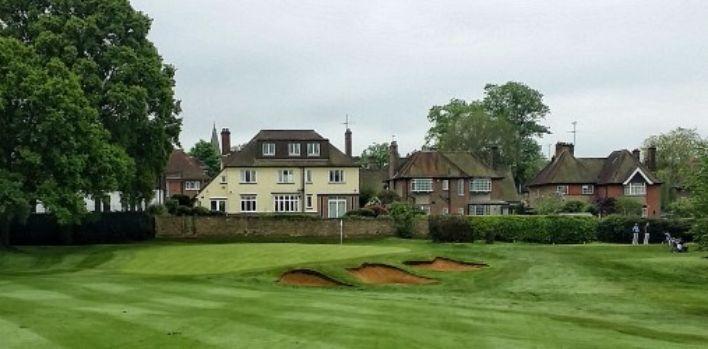 Old Fold Manor Golf Club