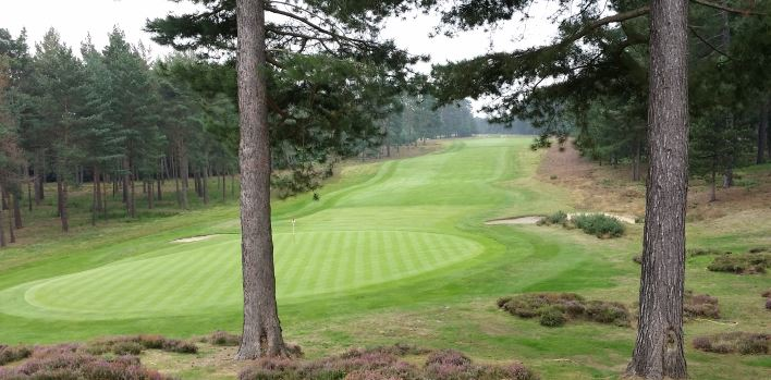 The Berkshire Golf Club (Red)