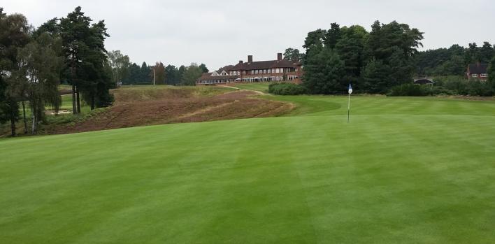 The Berkshire Golf Club (Blue)