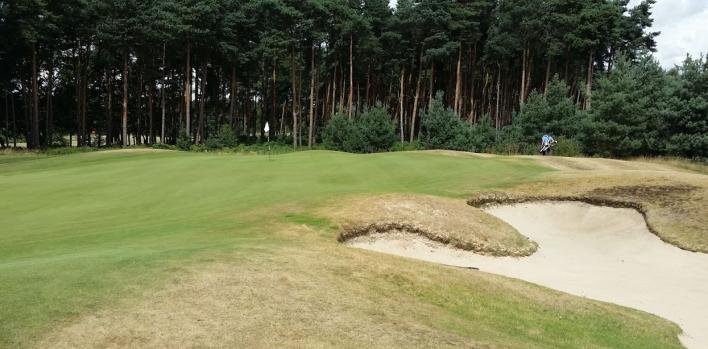 Woodhall Spa Golf Club (Bracken)