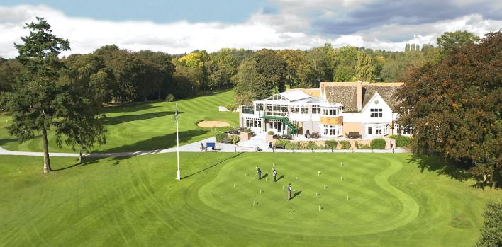 Frilford Heath Golf Club (Green)
