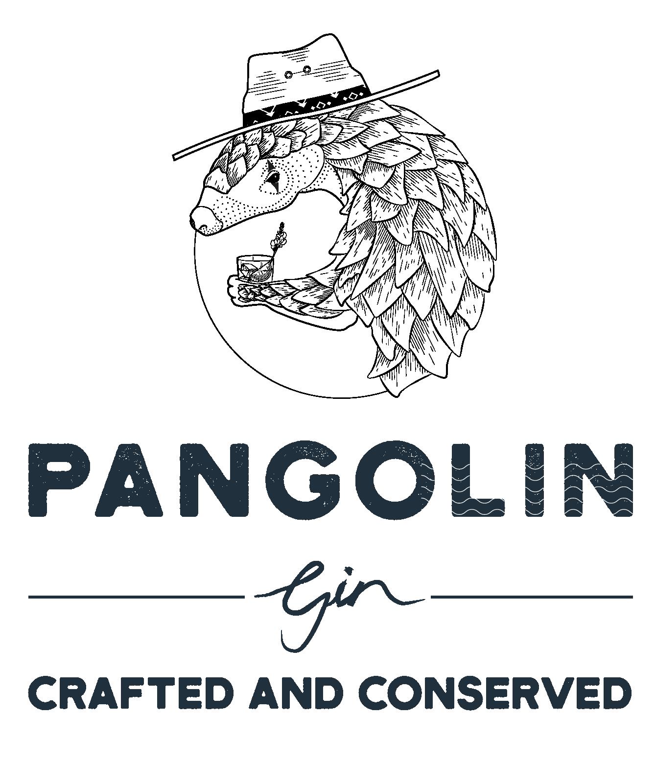 dooka_pangolin-gin_main-logo