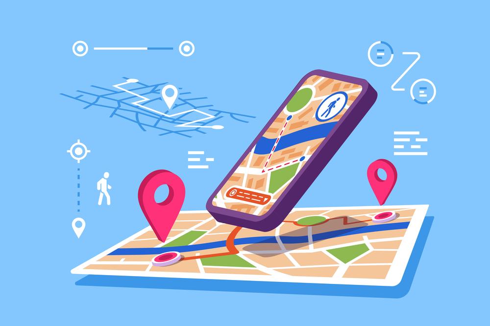 IP geolocation service