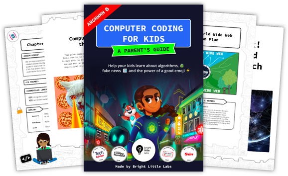 Parent guide for coding