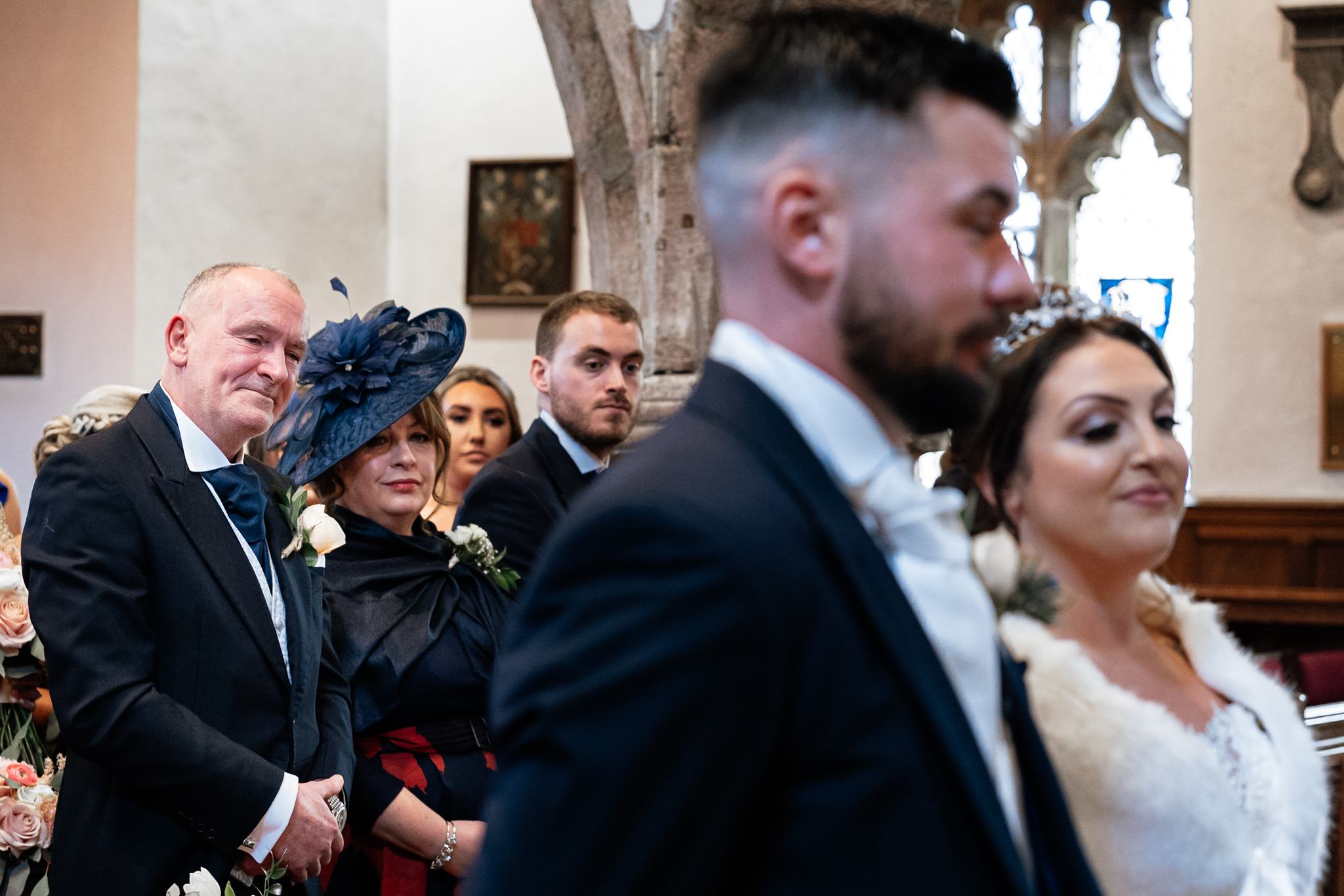 Documentary Wedding photography Lancashire