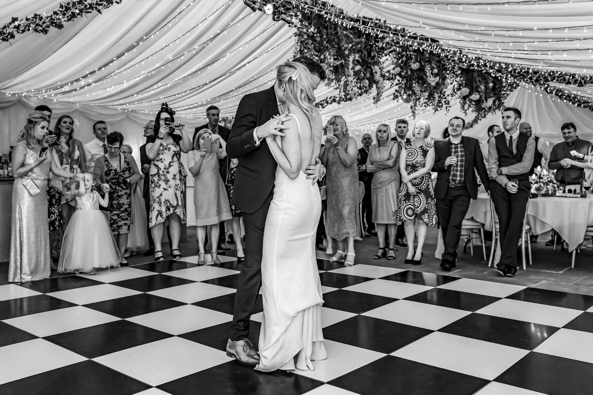 First Dance The Inn At Whitewell