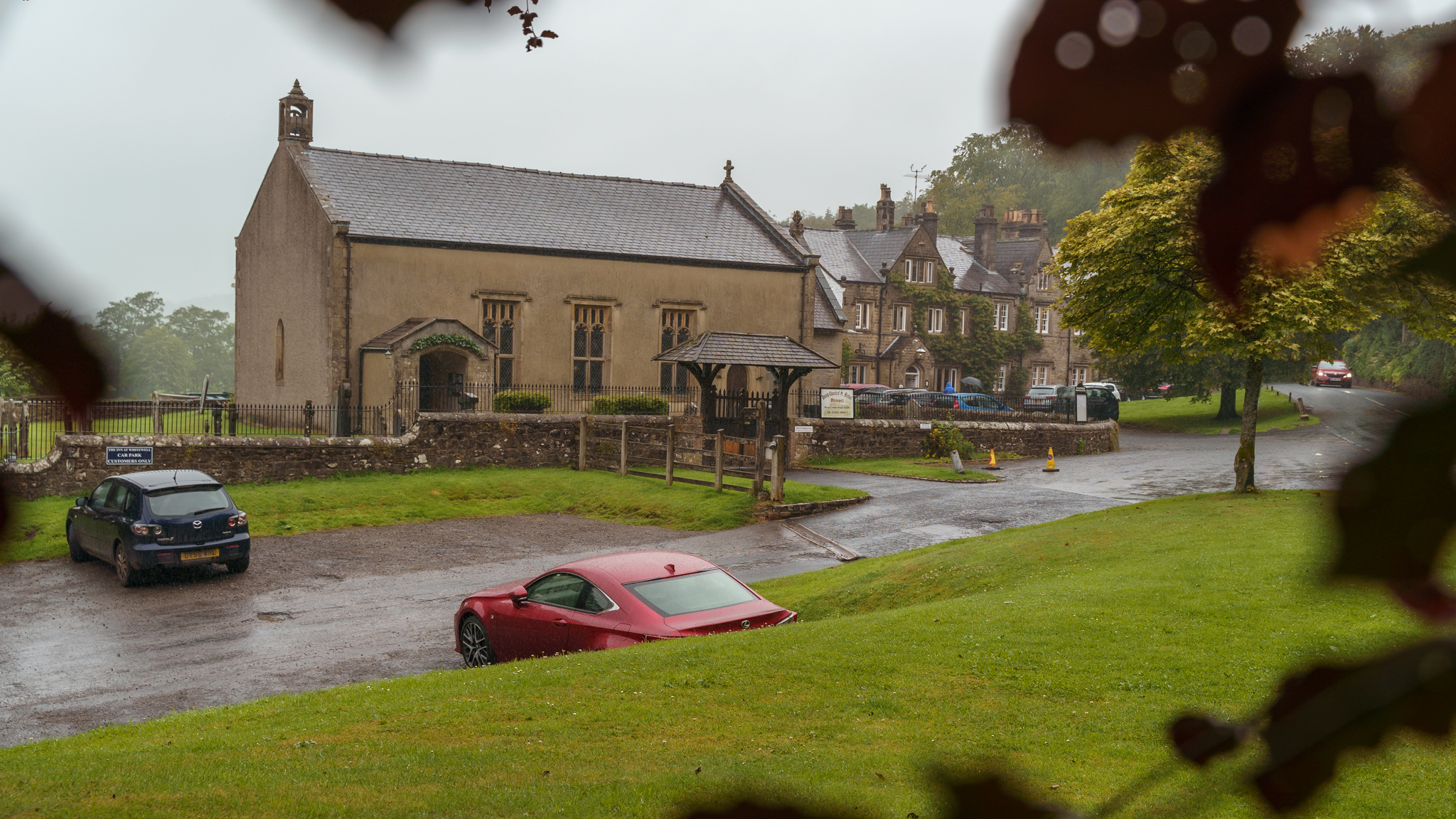 The Inn At Whitewell Wedding Photography