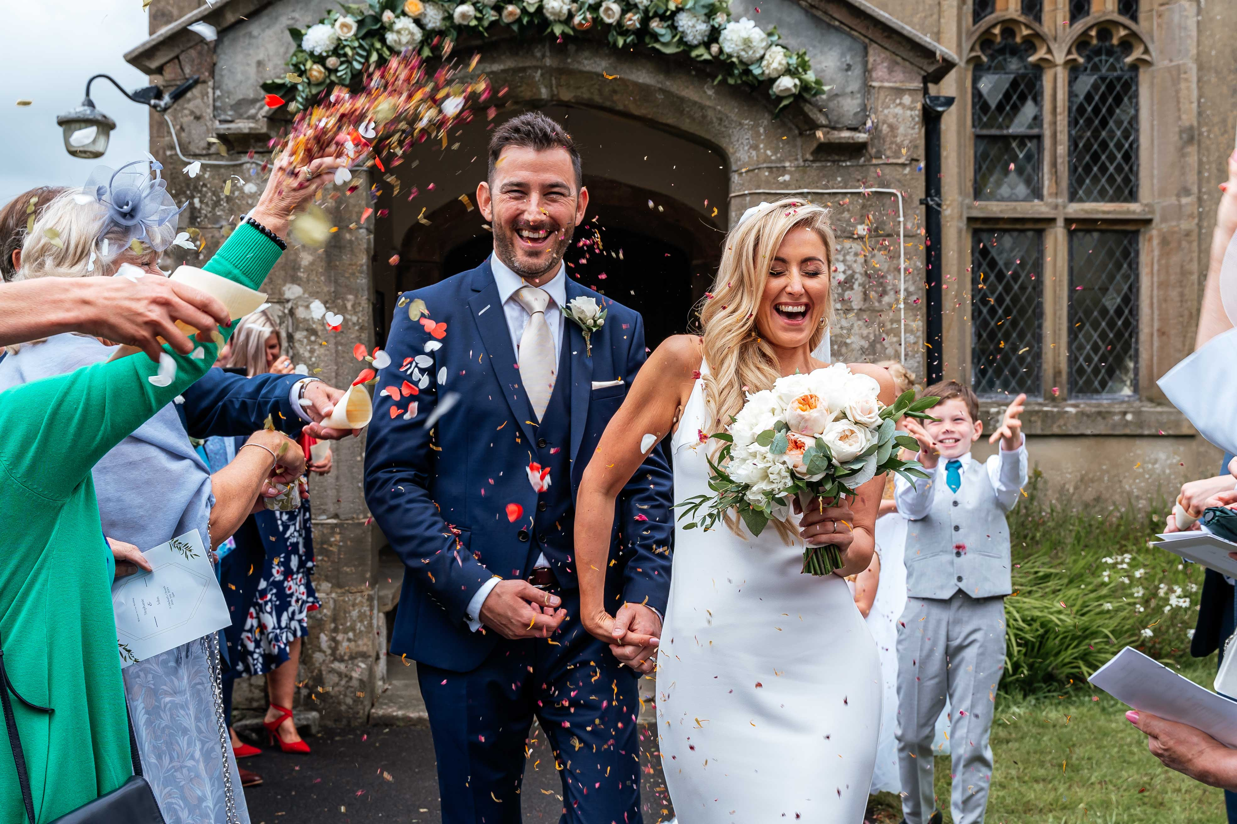 Wedding photography The Inn At Whitewell
