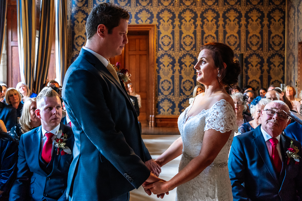 Natural wedding photos soughton hall