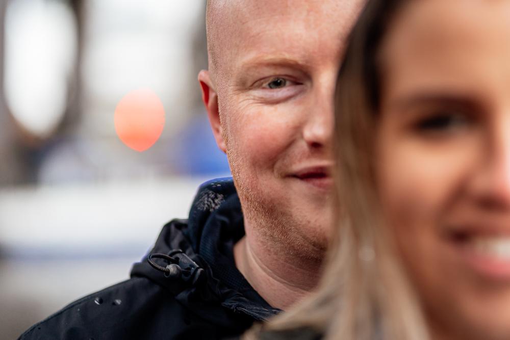 Couples portraits Manchester